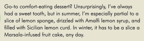 lemon drizzle and marsala infused fruit cake quote